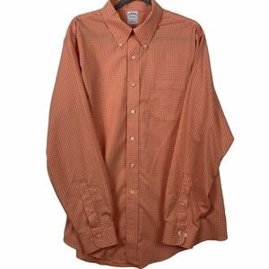 Brooks Brothers Slim Fit XL Button Down Shirt